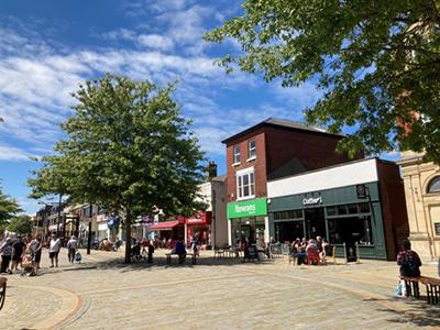 Image of Fareham Town Centre