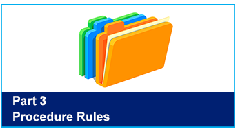 Contains the rules about the way in which the Council must operate and make decisions and specifies how and when information will be made available to the public.
