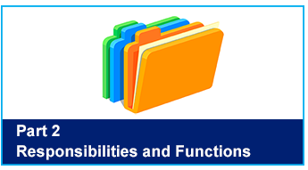 Contains details of the allocation of functions between different parts of the Council. It also provides an explanation of powers delegated to the Executive, the Scrutiny Board, Committees and Officers.