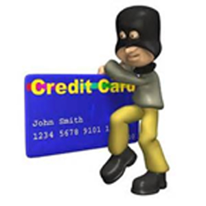 stealing a credit card