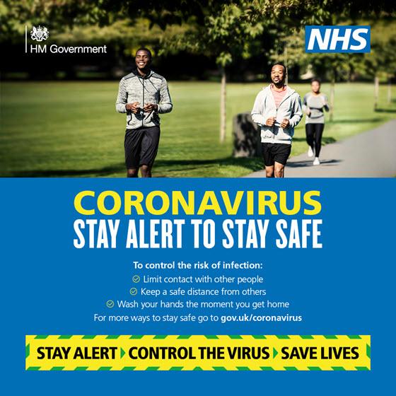 Stay Alert Stay Safe