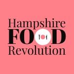 Hampshire food revolution logo