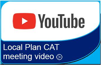 Local Plan CAT meeting video