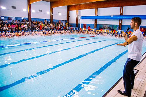 fareham leisure centre open day