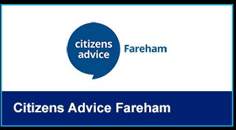 Citizens Advice Fareham button