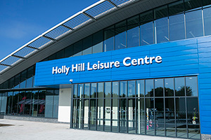 Holly Hill Leisure Centre