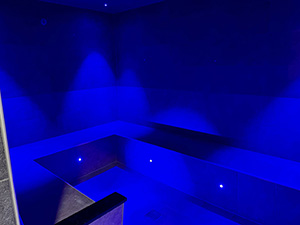 Holly Hill Leisure Centre sauna