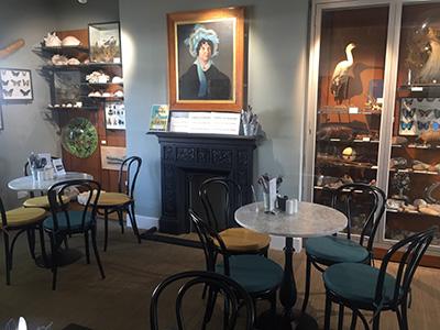 Westbury Manor Cafe