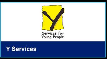 Y Services button