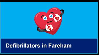 Defibrillators in Fareham