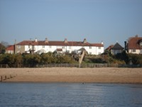 An image of Cowes View, Coastguard Cottage