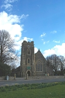 An image of Crofton Church in Stubbington