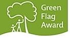 Logo of the Green Flag Award