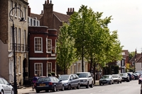 An image of the High Street in Fareham