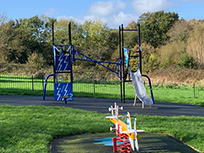 Barry's Meadow play area