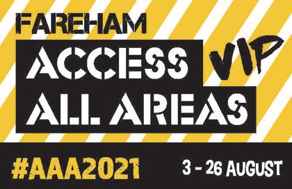Access All Areas logo