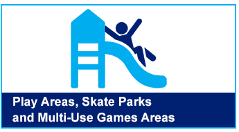 Play Areas, Skate Parks and Multi-Use Games Areas
