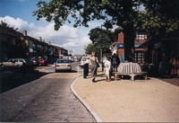 An image of Middle Road in Park Gate