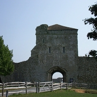 Portchester Castle image