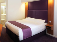 An image of a room at the Premier Inn Fareham