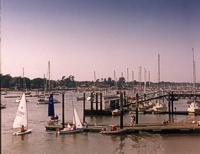 An image of the River Hamble