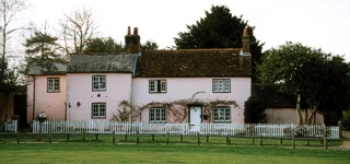 An image of Rose Cottage on the green