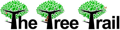 Logo for the tree trail.