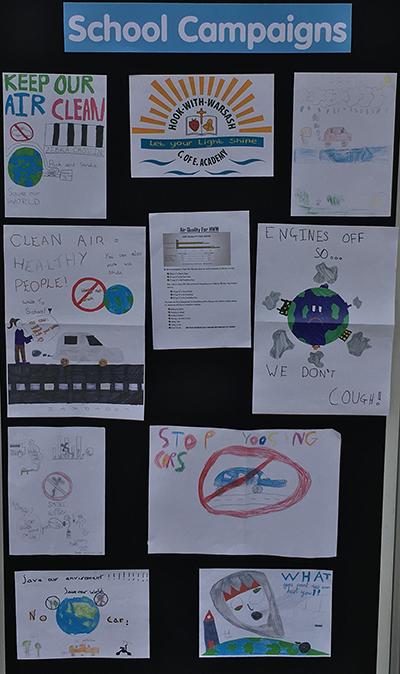 Clean Air Day school campaigns
