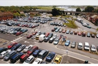Photograph of Market Quay car park