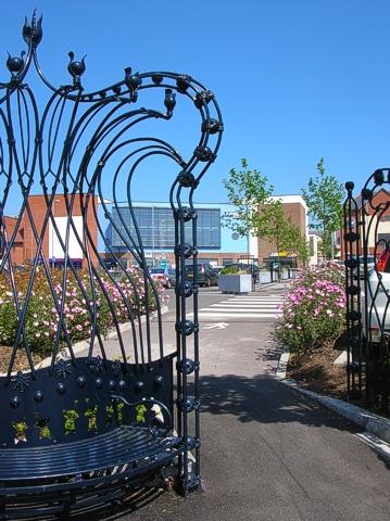 Market Quay Car Park Fareham
