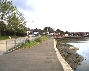 Town Quay before