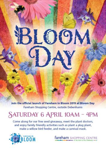 Bloom Day