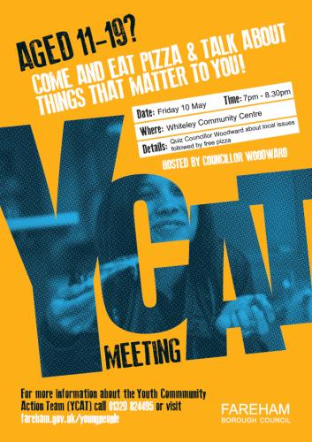 Young people invited to informal meeting