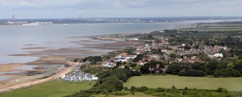 The mitigation solution is to protect The Solent