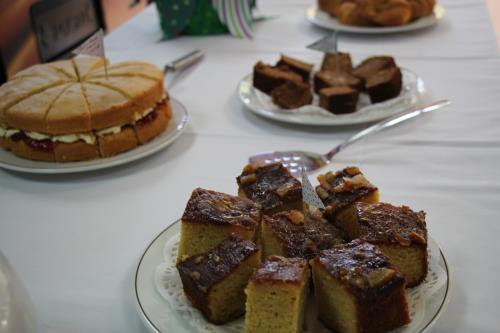 Cakes at Ferneham Hall
